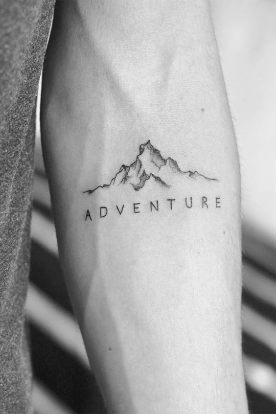men tattoo ideas, Small Tattoo