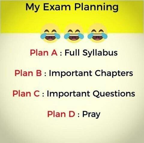 Follow Me Nimisha Neha Exam Quotes Funny Funny School Jokes Exams Funny