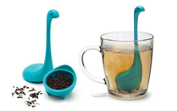 un infuseur de thé monstre du Loch Ness - http://www.2tout2rien.fr/un-infuseur-de-the-monstre-du-loch-ness/