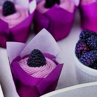 Cup Cake #purple: