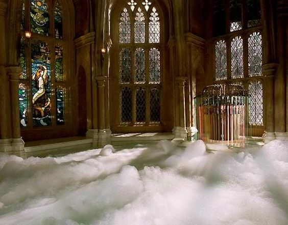 Prefect's Bathroom, Goblet of Fire