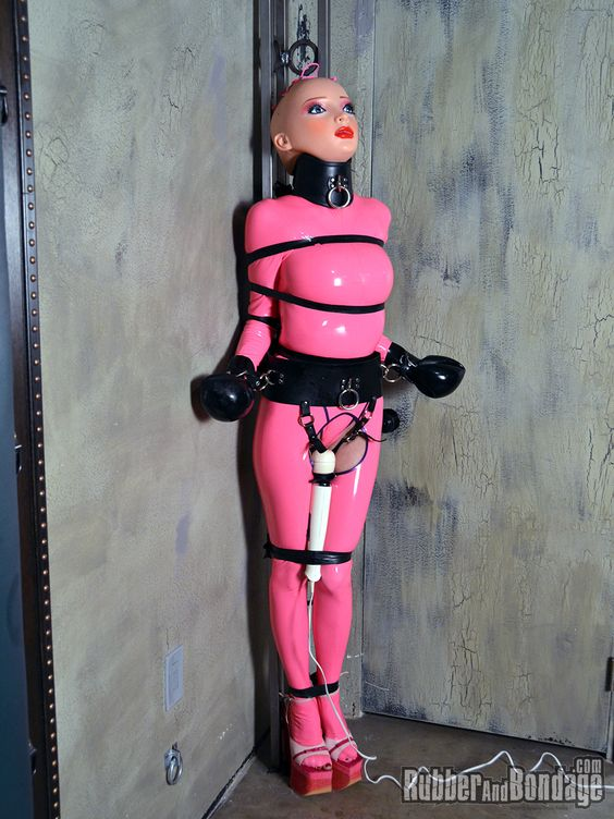 latex bdsm pantyhose encasement