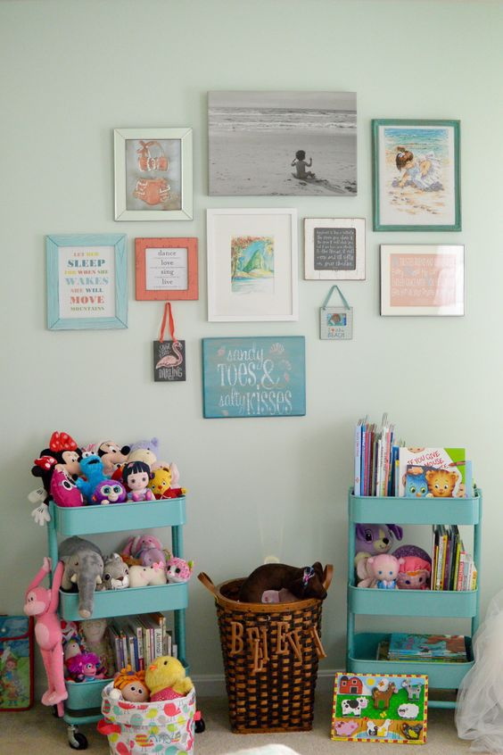 Toddler Bedroom Big Girl Bedroom Little Girl Bedroom