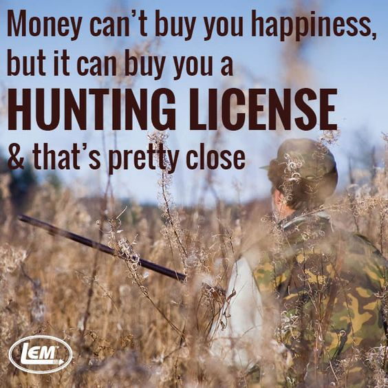 hunting is good essay