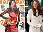 fashion fan: The Duchess as we've never seen her before