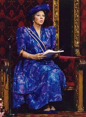 Troonrede 1989: Koningin Beatrix