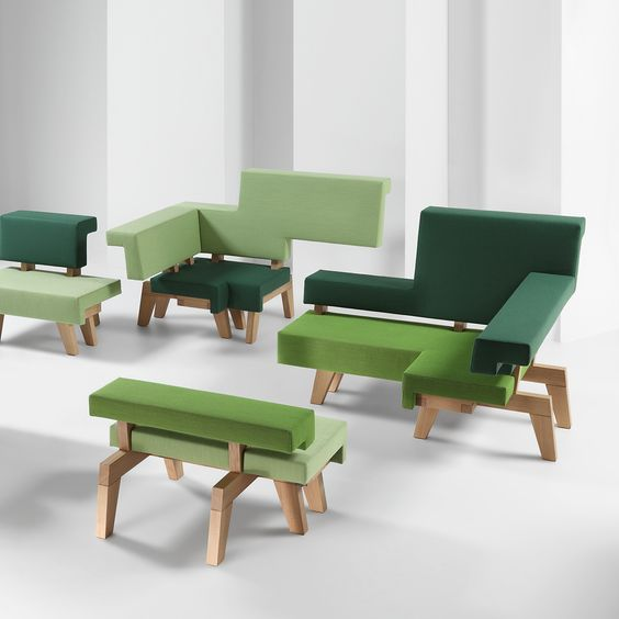 PROOFF #002 WorkSofa Design by Studio Makkink & Bey