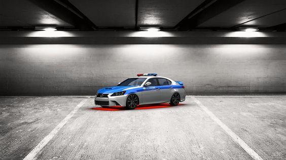 Wie gefällt euch mein Tuning #Lexus #GS 2012 auf 3DTuning #3dtuning #tuning