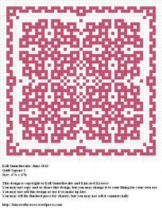 Quilt Square 2: Needlework Patterns, De Quilts, Cross Stitch Squares, Charts Patterns, Quilt Squares, Patterns Kell, Quilts It S, Patterns Group