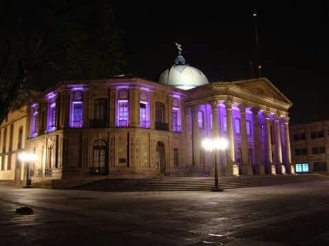 Teatro de La Paz, San Luis Potosi, Mexico