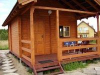 Kopalino Domki drewniane