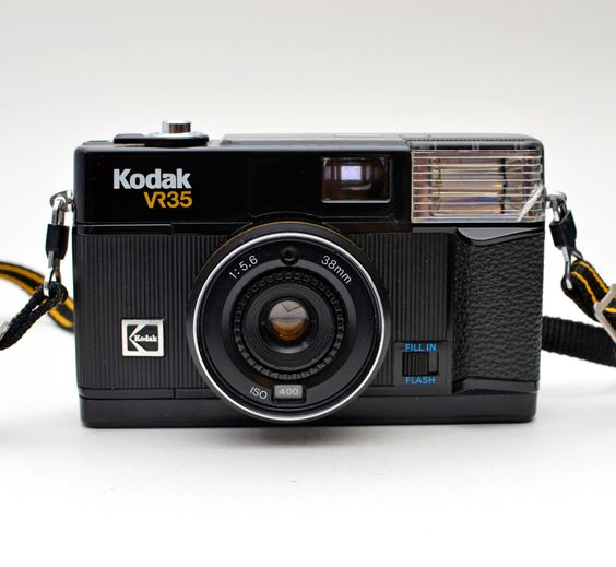 Kodak Automatic 35/Motormatic 35 | Camerapedia | Fandom powered by ...