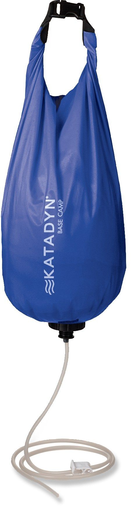 Katadyn Base Camp Water Filter - just used this on a backpacking trip. Great if you have a lot of people.