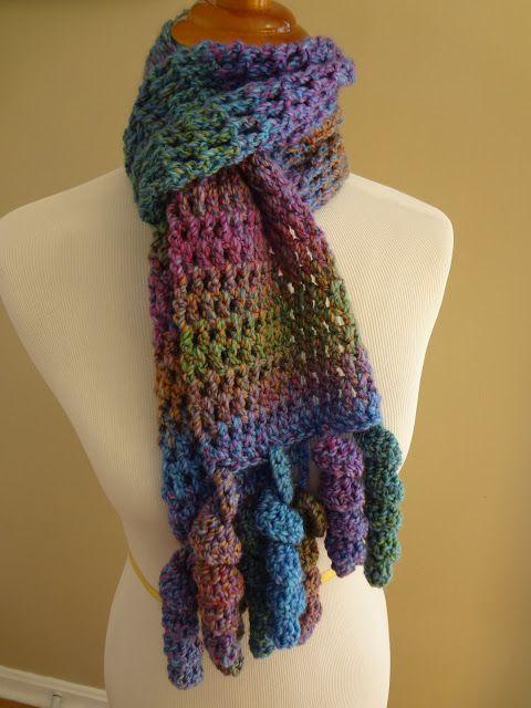 Free Crochet Pattern...Celebration Scarf! Crochet LOVE ...