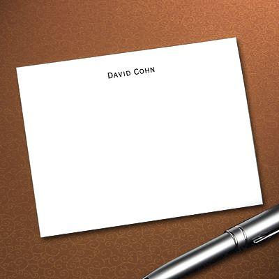 Block Petite Correspondence Cards