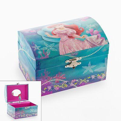 Musical Jewelry Box Mele Angel Girls Wooden Musical Ballerina