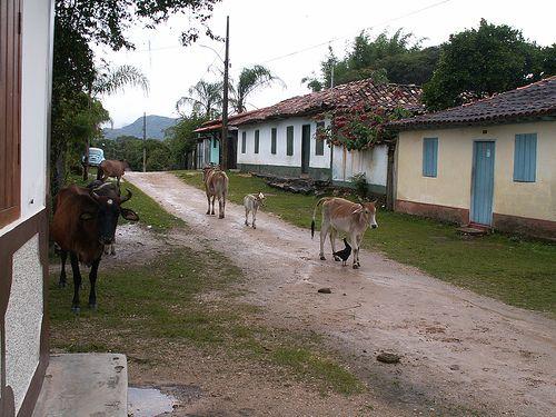 Milho Verde, Minas Gerais: