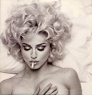Madonna, Bad Girl -, UK, Promo, Deleted, poster, , , 48876