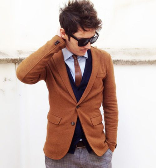 love this blazer color