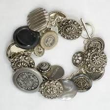 button jewellery - Google Search