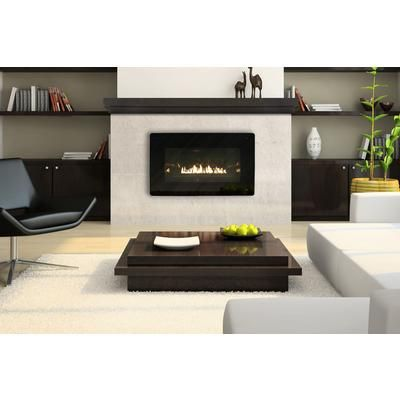 Elements roman 60 inch contemporary mantel shelf in espresso veneer m600 60 es home depot - Beneficial contemporary fireplace mantel shelves ...
