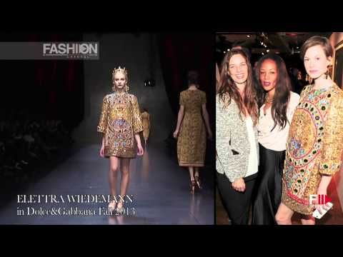 """DOLCE&GABBANA"" 19th Annual #Artwalk #NY #Celebrities #Style by Fashion Channel  #fashion #outfit #event #newyork #dolcegabbana"