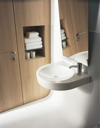 Duravit - Serie Architec - Lavabos, inodoros, bidés y urinarios de Duravit