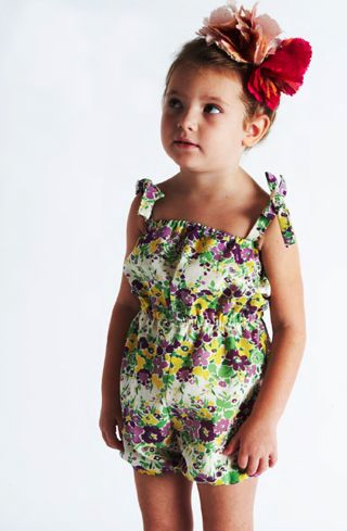 Playsuit from Baby Bean: Vintage Fabric, Outfit Idea, For Kids, Kids Fashion, Beautiful Little Girls, Bean Vintage, Infant Girl Clothes, Infant Girls