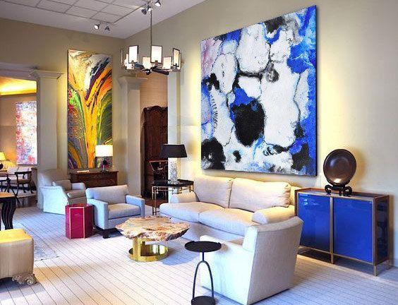 arte abstracto arte interiores interiores de arte decoracin de arte instalacin de arte