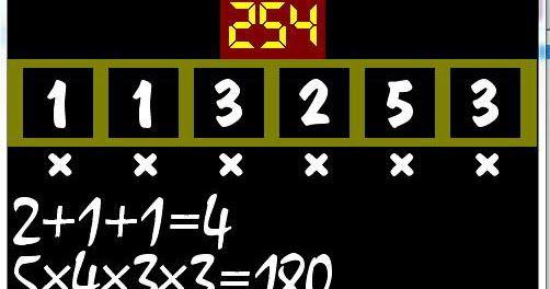 للتحميل مجانا لعبة حساب ذهني للجميع Mental Math Math Calm Artwork