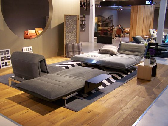 rolf benz nova the ultimate relax couch design i. Black Bedroom Furniture Sets. Home Design Ideas