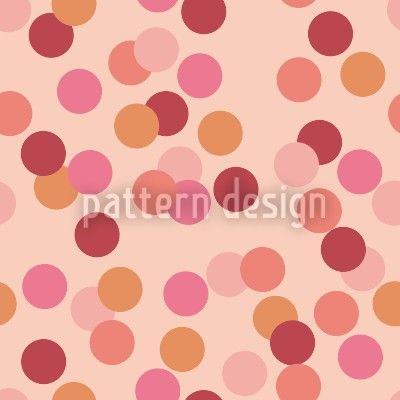 Hochqualitative Vektor-Muster auf patterndesigns.com - Konfetti-II, designed by Christina Wasenegger