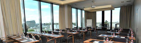 Tagen und feiern in Berlin? Veranstaltungen aller Art, Tagungungen, Seminare, Empfänge und mehr im Golden Tulip Berlin - Hotel Hamburg