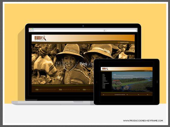 Diseño de cd rom para la empresa Perú Best Travels. http://www.producciones-keyframe.com/identidad-corporativa2.html