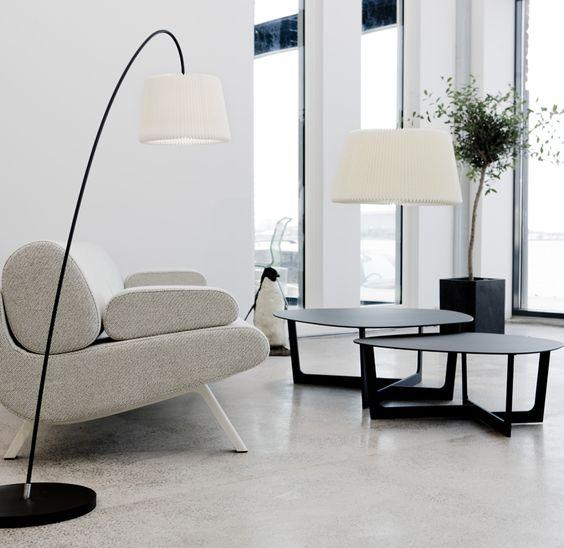Harrit-Sørensen+Samson LE KLINT 320 Floor Lamp