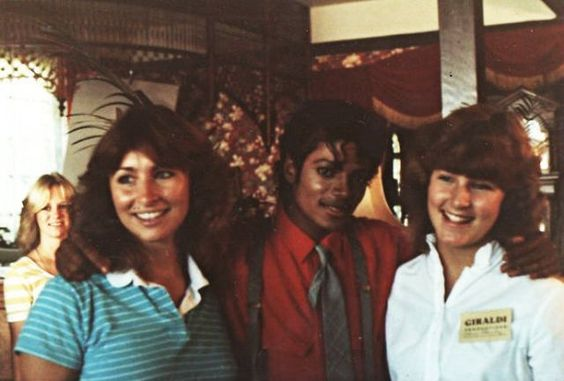 On the set of Say Say Say