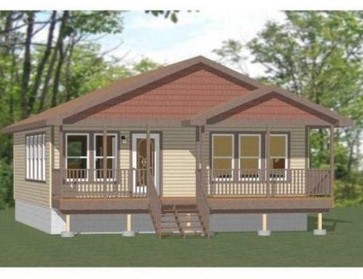 Pin By Lenna Larcegui On Ice Fishing Shack Plans In 2020 House Plans Dream House Plans Floor Plans