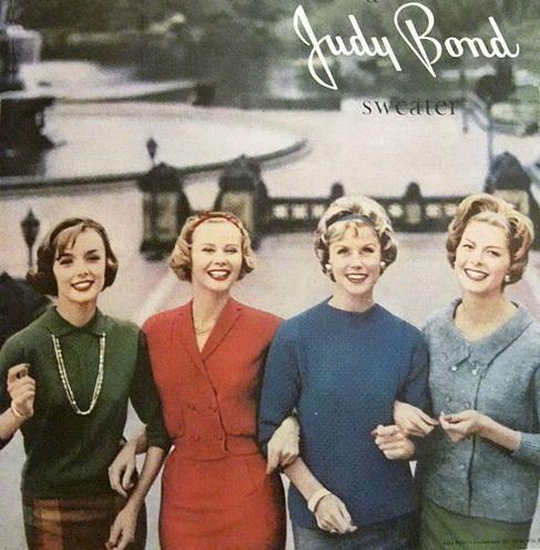 1958 Judy Bond