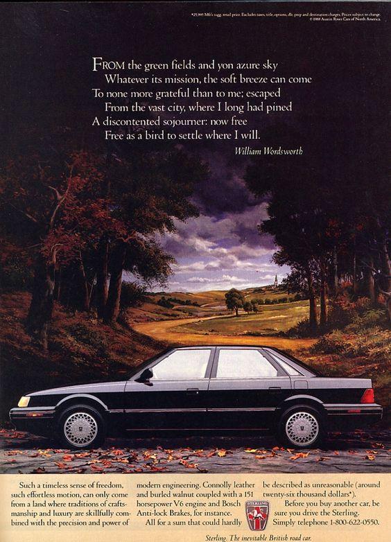 1988 Sterling 827