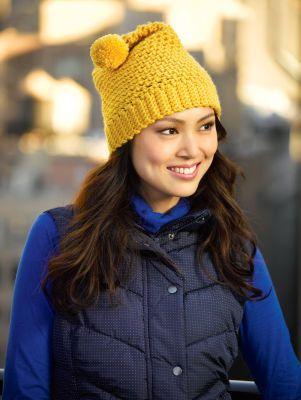 Chapeau d'aréna (crochet)