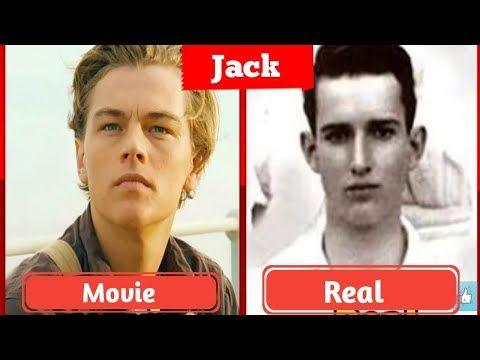 Jack Titanic Characters