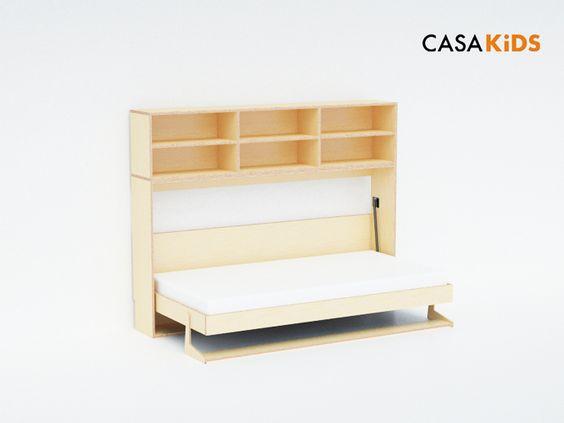 Contemporary Children's Furniture by Casa Kids | http://www.designrulz.com/design/2013/03/contemporary-childrens-furniture-by-casa-kids/