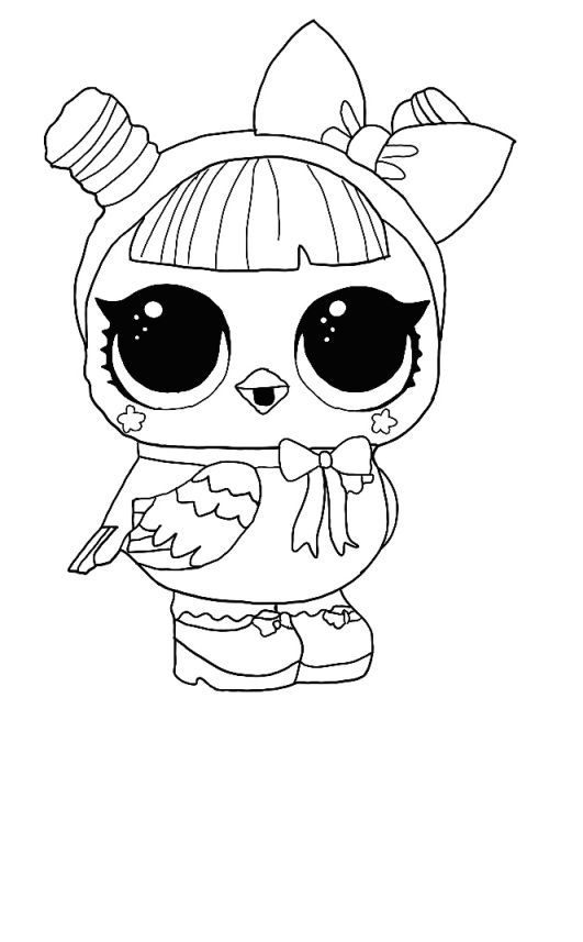 Lol Surprise Winter Disco Coloring Pages Free Coloring Pages Coloring1 Com Cute Coloring Pages Star Coloring Pages Coloring Pages