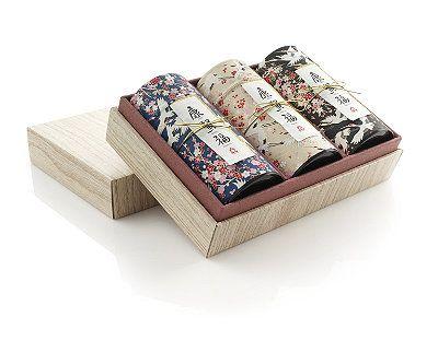 Washi Three Tin Gift Set