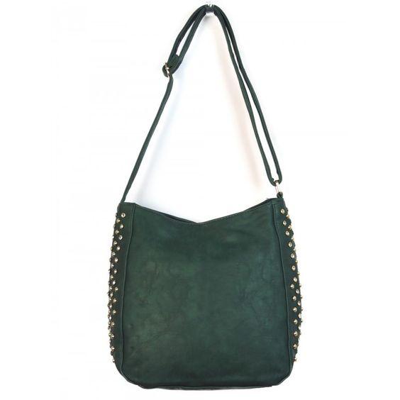 Bolsa Feminina Verde Ref A1151#