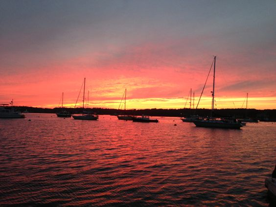 Boothbay Harbour, Maine