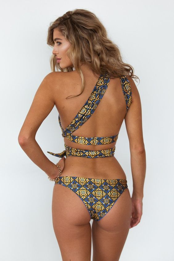BYRON REVERSIBLE BOTTOMS - CASTELO  / MALIBU