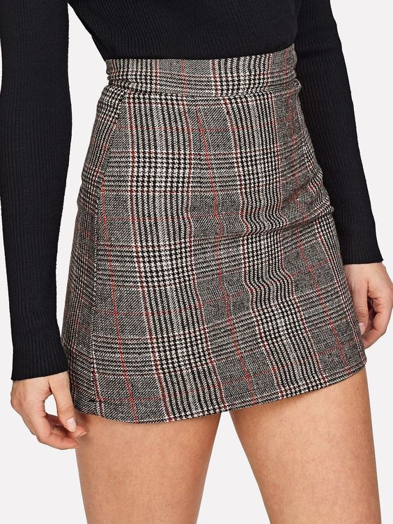 60 Short Skirts You Will Want To Keep outfit fashion casualoutfit fashiontrends