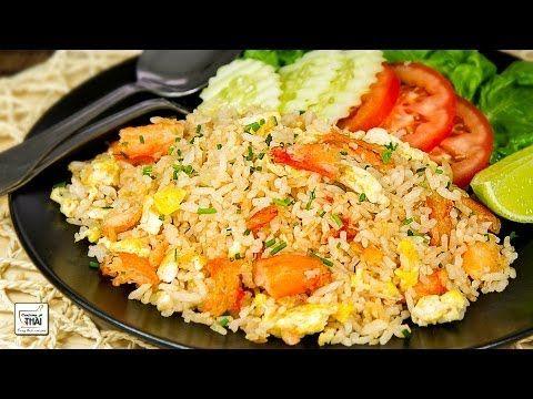 Arroz frito con cangrejo de las nieves | Cocino Thai