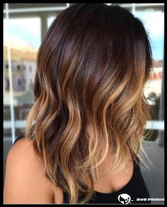 70 Karamell Highlights Die Sie Umhauen Werden 2019 Hair Coole Bob Bobfrisuren Coolesthairst Short Hair Balayage Balayage Hair Caramel Brown Hair Balayage